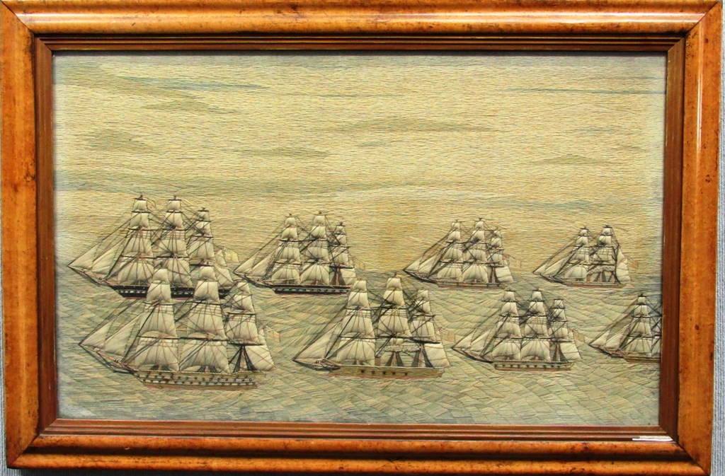British maritime woolie