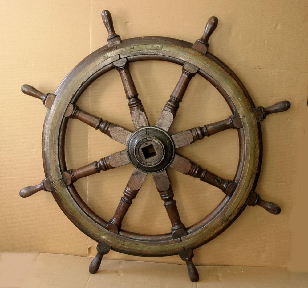 maritime wheel Gallery